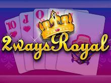 2 Ways Royal – онлайн игра на реальные деньги