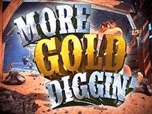 Автомат More Gold Diggin на сайте Вулкана и его зеркале