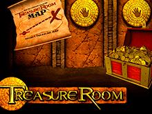 На зеркале Вулкана игровой автомат Treasure Room