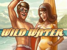 Автомат Wild Water на фишки на зеркале Вулкана